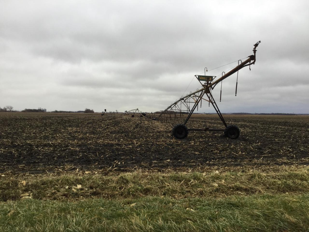 South of Topeka (NWS survey photo)